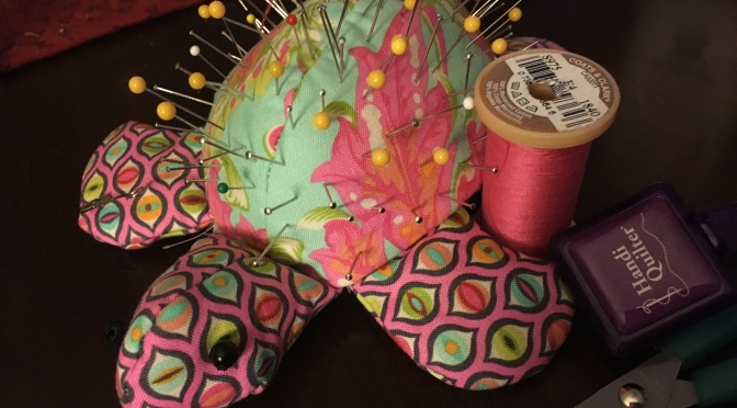 Turtle, Garments, and Quilts OH MY!